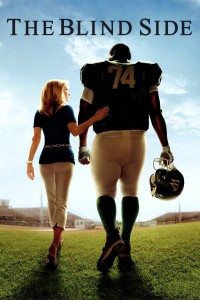 The Blind Side movie poster. Image: Google.