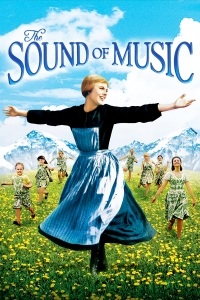 The Sound of Music movie poster. Image: Google.